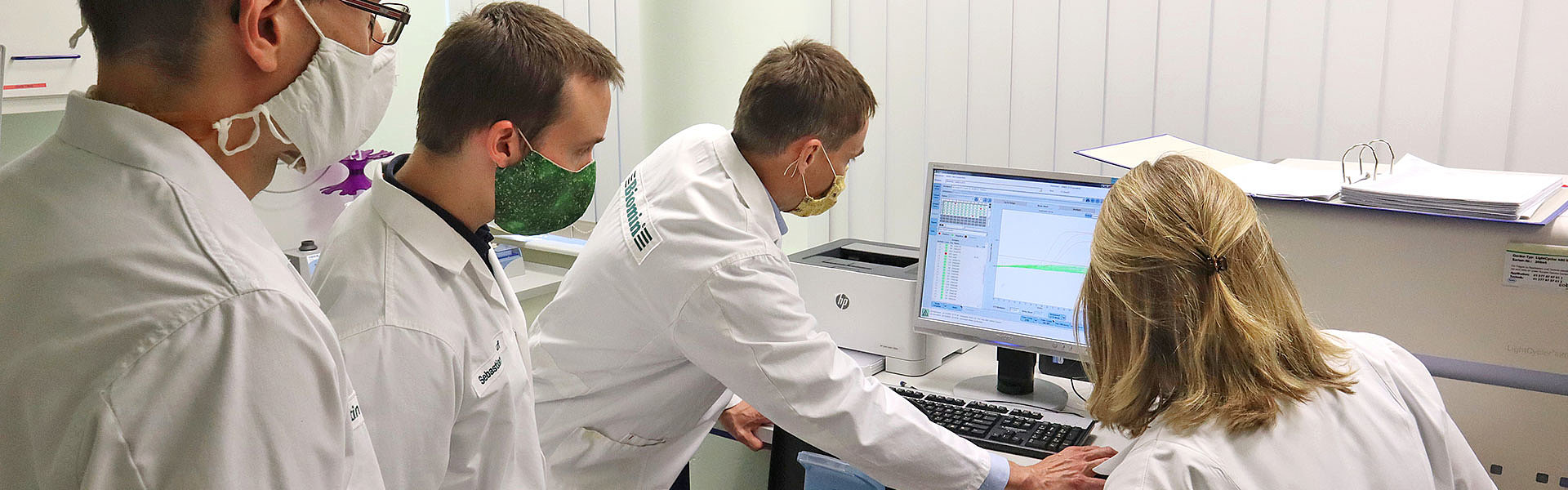 ERBER Group Supports University Medical Clinic Tulln in COVID-19 Testing